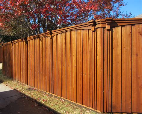 How To Fix Stained Wood Fence