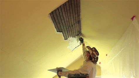 How To Fix Wooden Ceiling