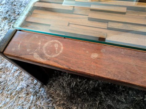 How To Fixwater Ring On Wood Table