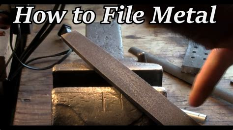 How To Flatten Metal