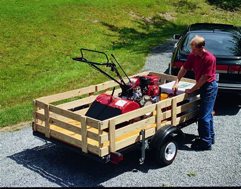 How To Frame A Box For Enclosed Trailer