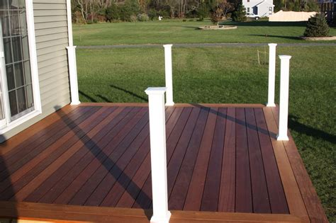 How To Frame A Deck For Picture Frame Decking