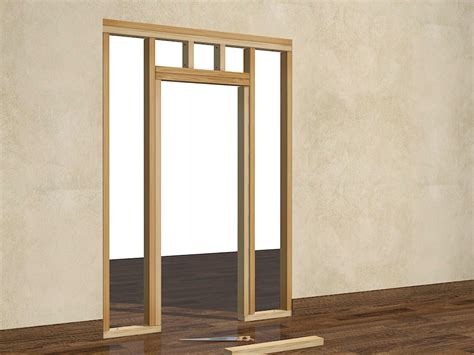 How To Frame A Doorway Interior