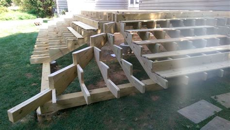 How To Frame An Outside Corner Steps
