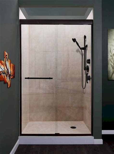 How To Frame Glass For Shower Door