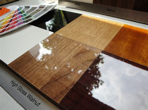 How To Get A High Gloss Finish On Stained Wood