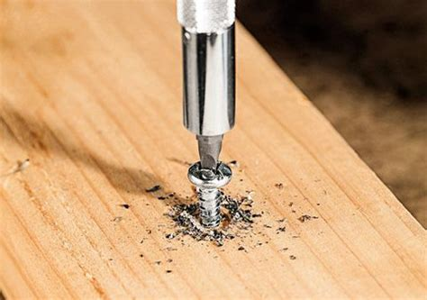 How To Get A Stripped Screw Out Of Wood