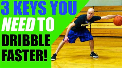 How To Get Better Handles Without Dribbling