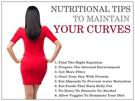 How To Get Nice Curves Diet