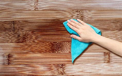 How To Get Oil Out Of Wood Surface