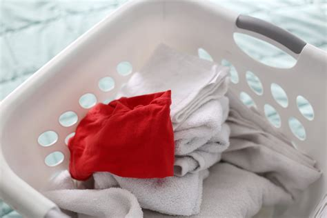 How To Get Pink Out Of White Laundry