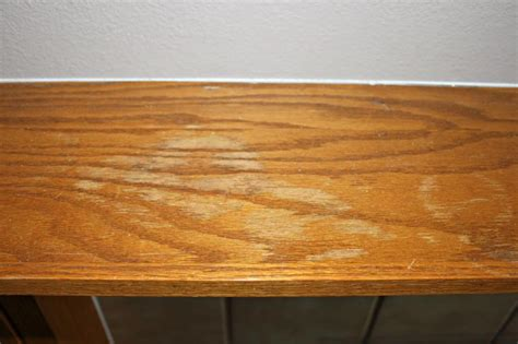 How To Get Rid Of Water Marks On Wood Floor