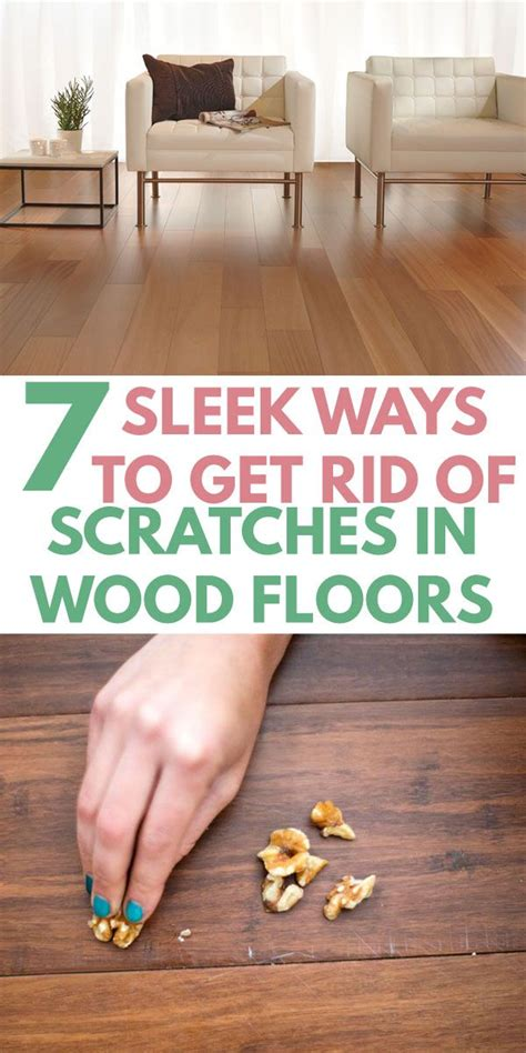 How To Get Scratches Out Of Wood Floors Home Remedies