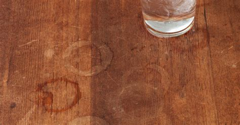 How To Get Stains Out Of Wooden Table