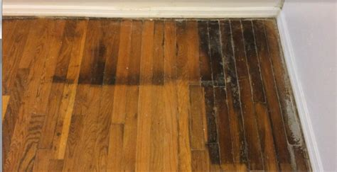 How To Get White Spots Out Of Wood Floor