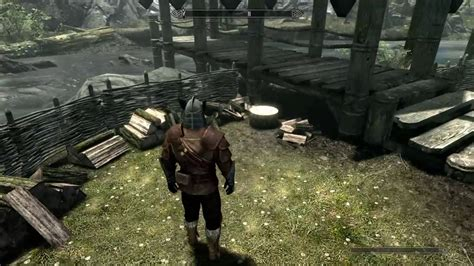 How To Get Wood In Skyrim
