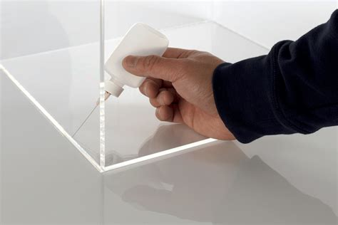 How To Glue Acrylic Together