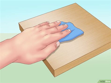 How To Glue Paper To Wood With Mod Podge