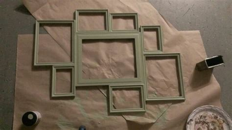 How To Glue Picture Frames Together