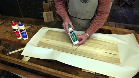 How To Glue Thin Boards Together