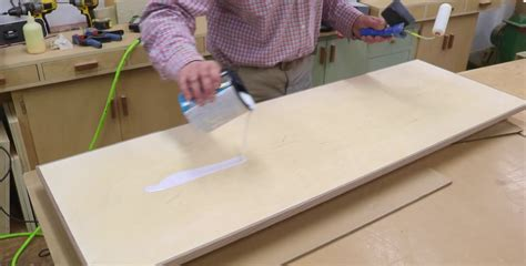 How To Glue Veneer To Mdf