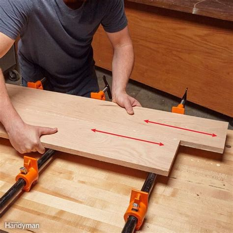 How To Glue Wood Together
