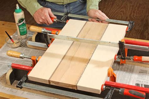 How To Glue Wood Together Cutting Board