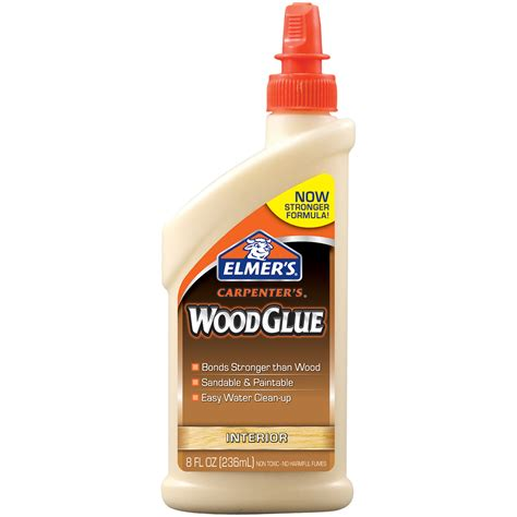 How To Glue Wood Together With Elmers Glue