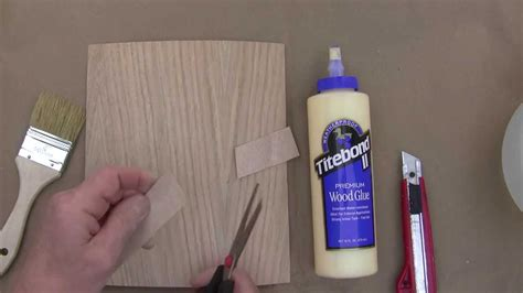 How To Glue Wood Veneer To Metal