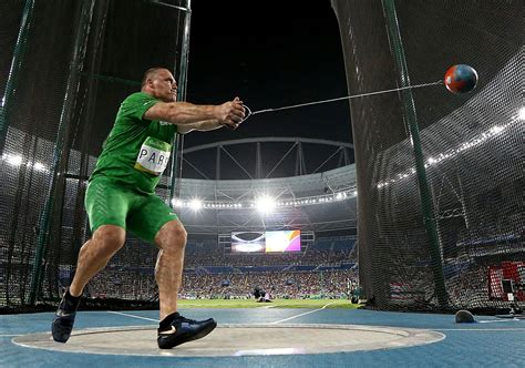 How To Hammer Throw