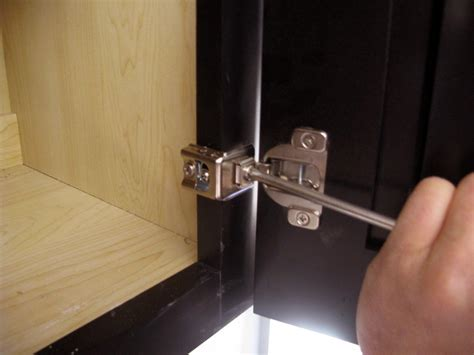 How To Hang Cabinet Doors Level