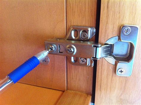How To Hang Cabinet Doors Straight