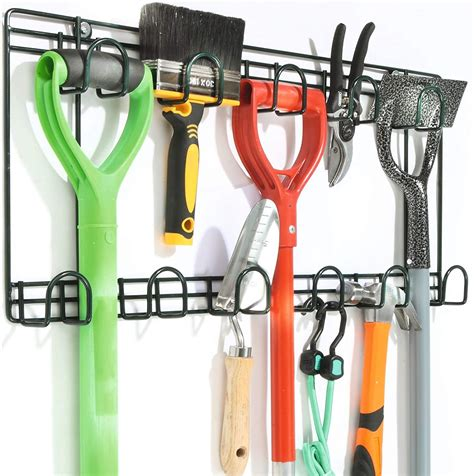How To Hang Garden Tools On Wall