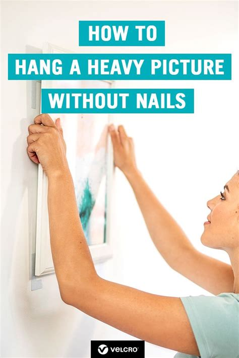 How To Hang Heavy Frames On The Wall