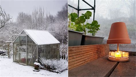 How To Heat Diy Greenhouse