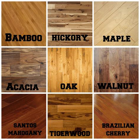 How To Identify Wood Floor Type
