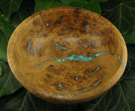 How To Inlay Wood With Turquoise