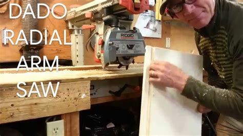 How To Install A Dado Blade On A Radial Arm Saw