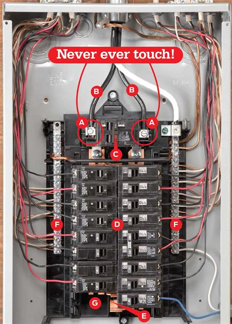 How To Install A New 220v Circuit Breaker
