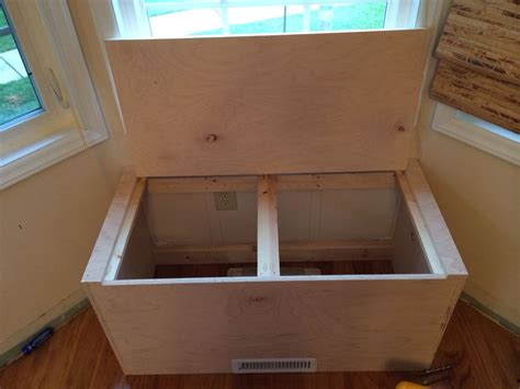 How To Install A Piano Hinge On A Bench