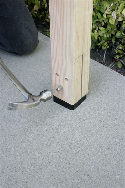 How To Install A Post Base