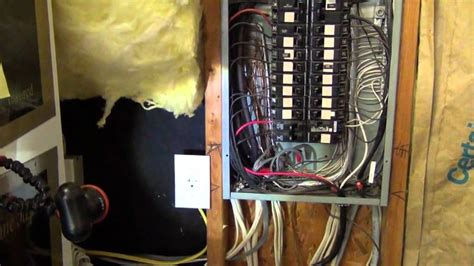 How To Install A Subpanel Youtube Tv