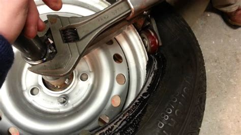 How To Install A Tire On A Rim By Hand