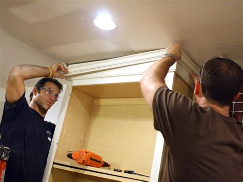 How To Install Cabinet Base Trim