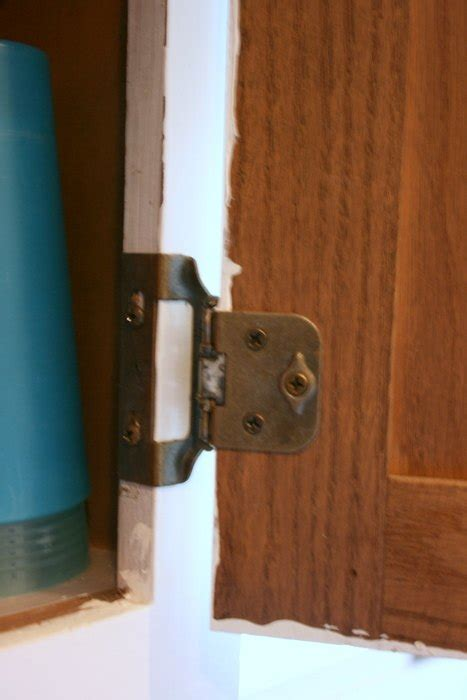 How To Install Cabinet Door Overlay Hinges