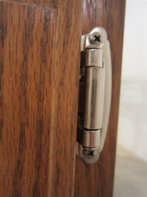 How To Install Cabinet Hinges On New Cabinets