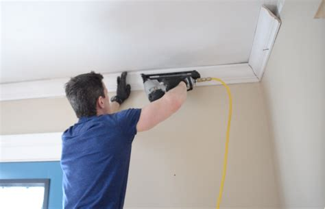 How To Install Cabinet Molding Dead Stop