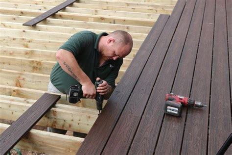 How To Install Composite Decking Uk