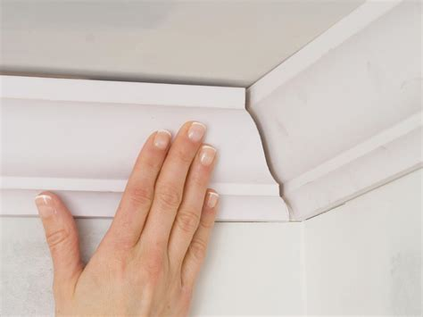 How To Install Crown Molding On Walls