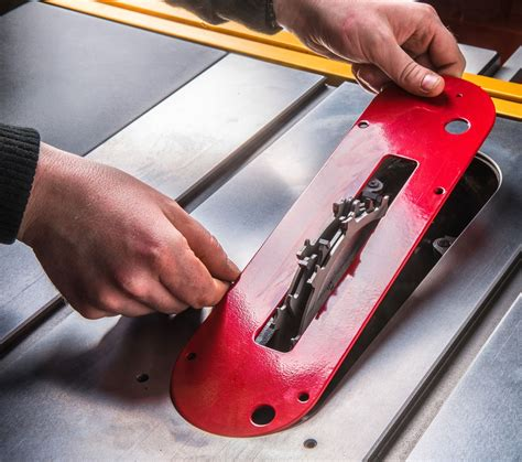 How To Install Dado Blades To Saw Stop
